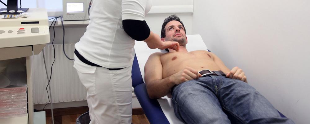 Chest pain (angina pectoris)
